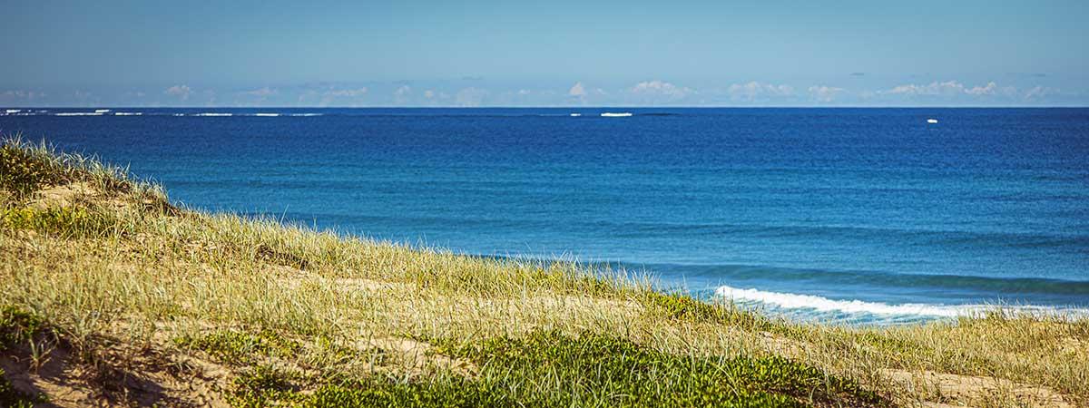 Sutherland Shire Family Photography & Wedding Portrait Location - Greenhills Beach
