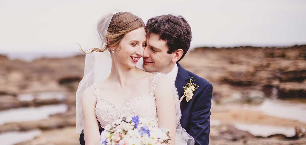 Sutherland Shire Wedding Portrait Photography Hero